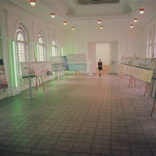 Ausstellung im Museum für Gegenwart