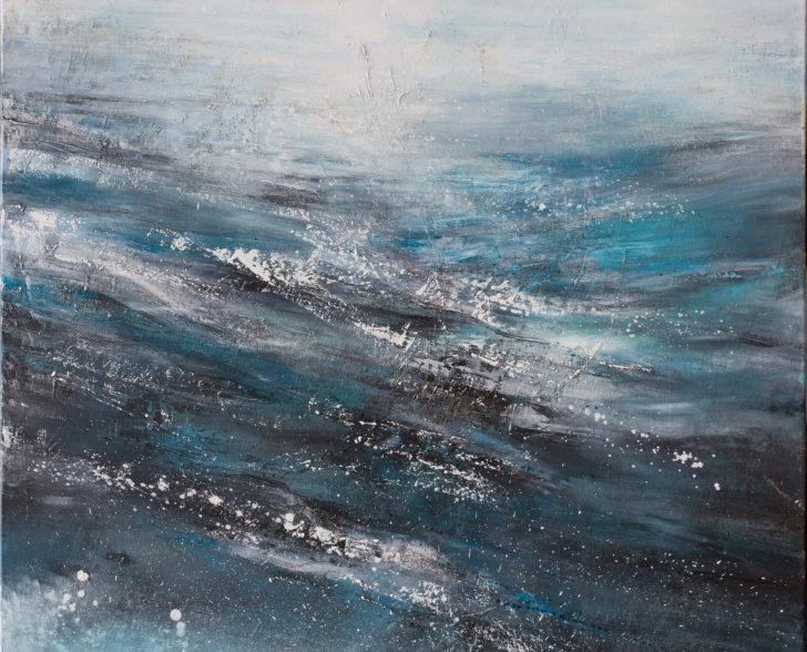 Welle 200 cm x 140 cm