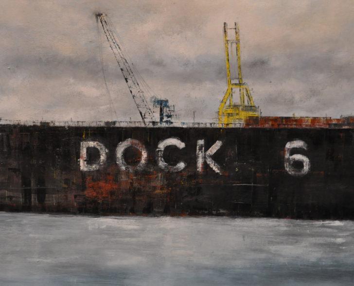 Dock 6 130 cm x 110 cm