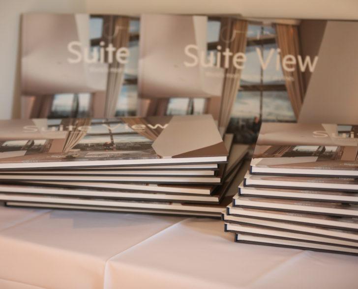 Suite View Bildband