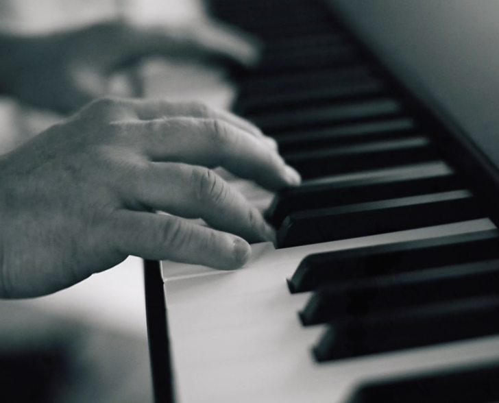 Inspiration Klavierklang