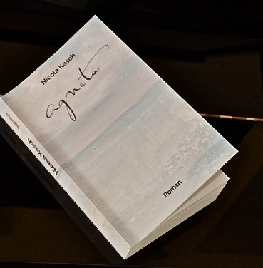 Buchcover Agneta