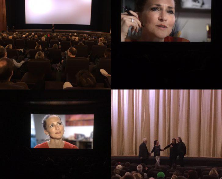 Filmpremiere im Savoy Kino