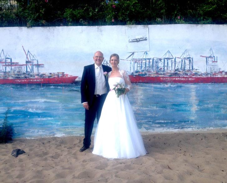 mein Bild als Hochzeitskulisse