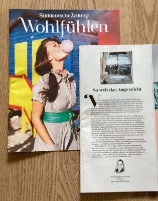Magazin Wohlfühlen/Süddeutsche Zeitung