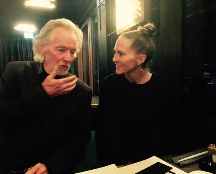 Im Gespräch mit Klaus Voormann, Freund der Beatles