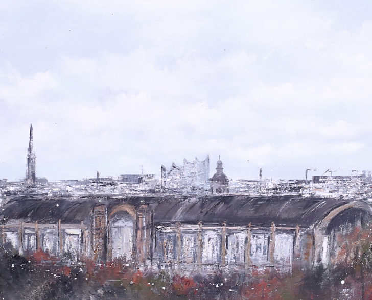 Hoteldach Grand Elysée