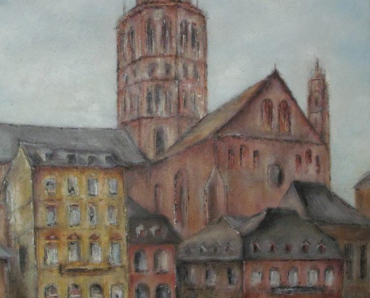 Mainzer Dom 2001