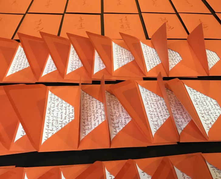 Montblanc Karten und Kuverts