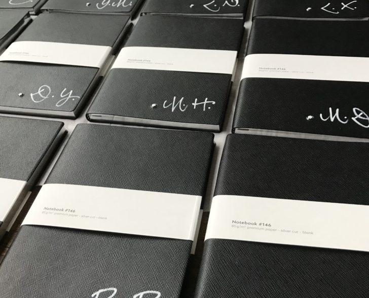 Initialen Notebooks Montblanc