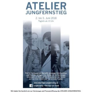 Vernissage Atelier am Jungfernstieg