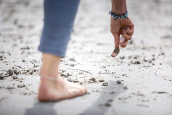 In Sand geschrieben – Video