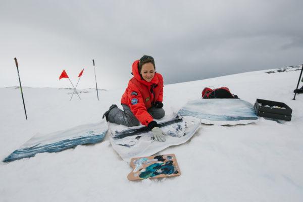 The Sound of Ice – Antarctic
