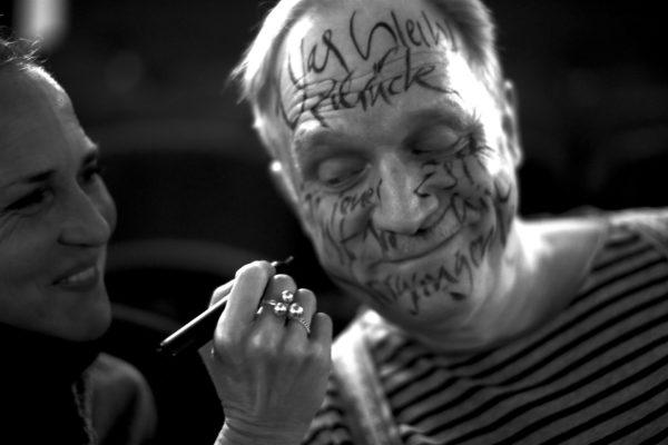 THE VOICE ON MY SKIN: Ulrich Tukur