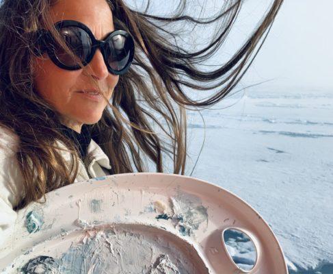 Mein Film über mein Kunstprojekt am Nordpol