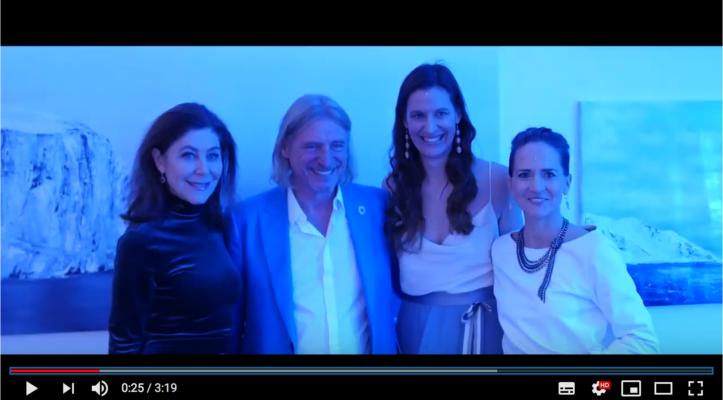 Charity Dinner Video /Barlach Halle K