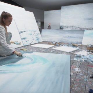 NDR DAS! Malerische Impressionen vom Nordpol