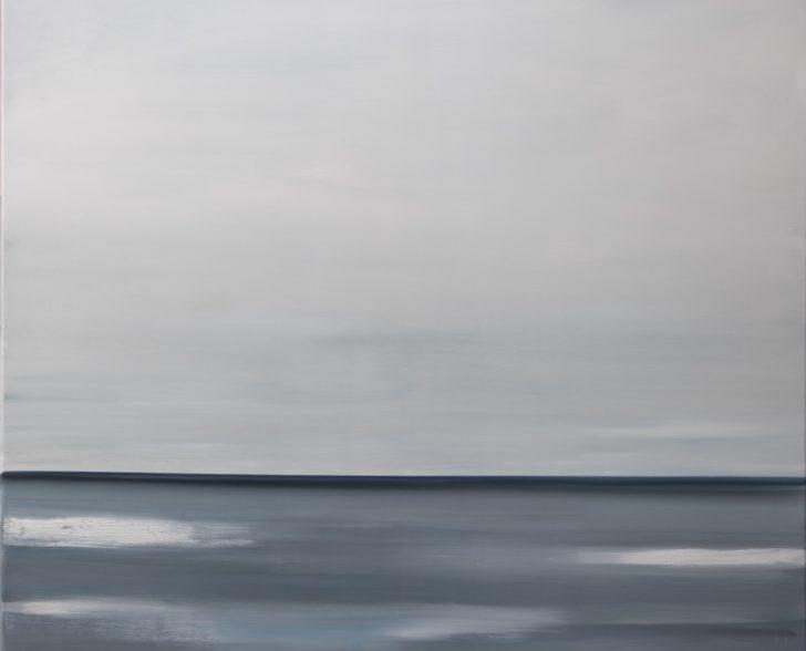 18 72°26.5´N - 140 cm x 100 cm, Öl auf Leinwand Kopie
