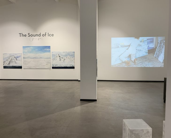 The Sound of Ice / Barlach Halle K Vernissage