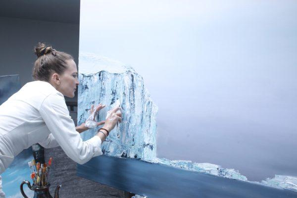 Auf die Schönheit der Polarwelt, die es zu bewahren gilt!