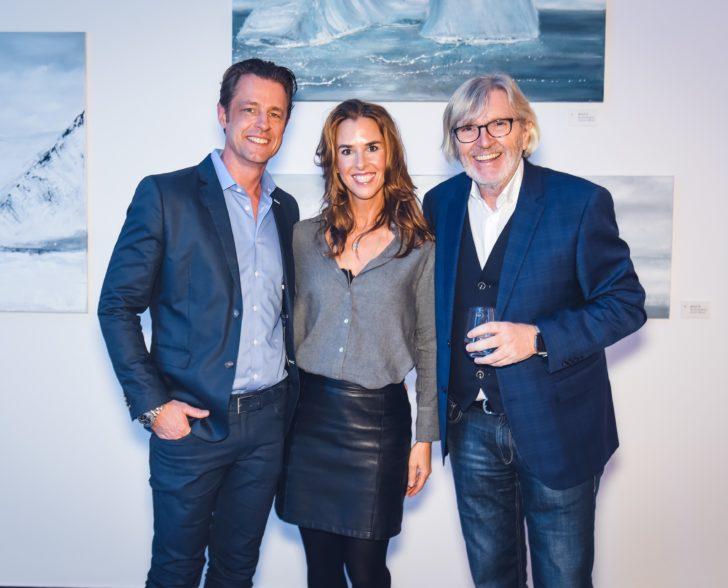 The Sound of Ice/Martin und Svenja Annelie Keyser(NDR), Michael Oplesch