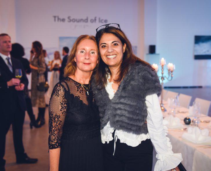 The Sound of Ice / Monika Kühnel, Perdis Kloth