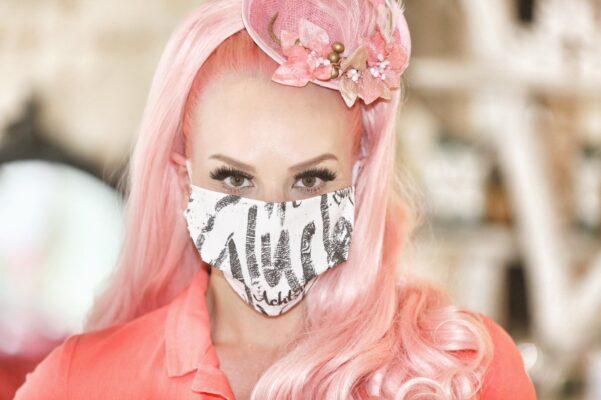 Maskencollage