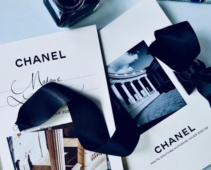 CHANEL Haute Couture Défilée