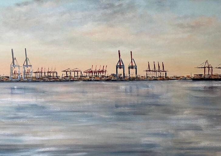 Goldener Hafen