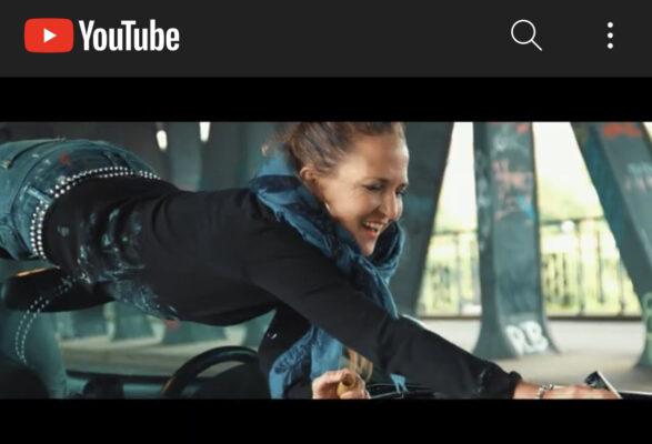 CUT THE BRAKE Musikvideo