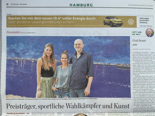 Hamburger Abendblatt 26.6.2021
